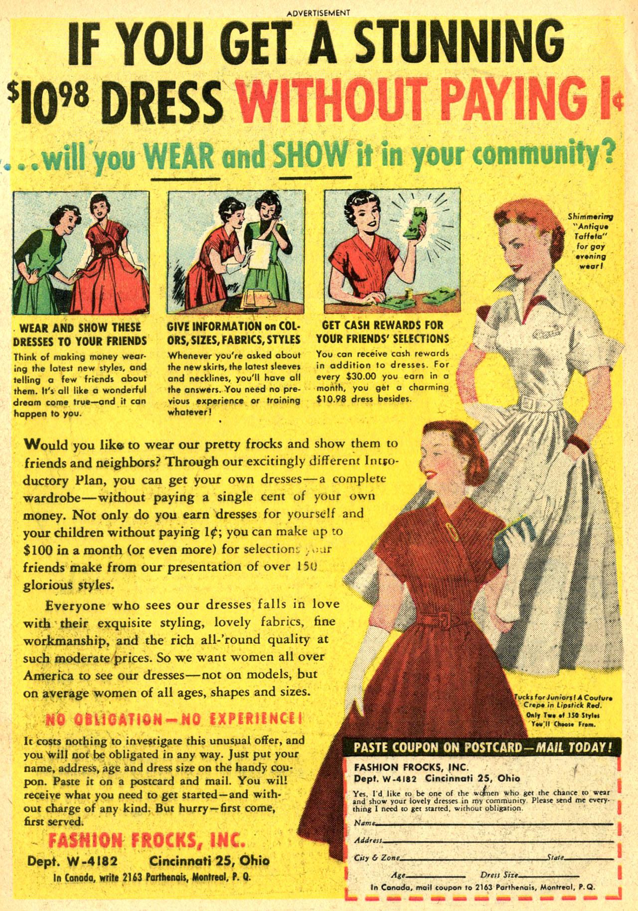 Read online Detective Comics (1937) comic -  Issue #236 - 34