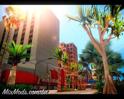 gta sa vegetação em hd palmeiras