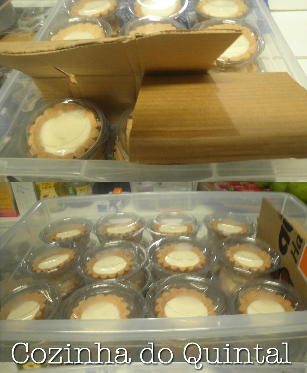 Cheesecake de Amoras Cozinha do Quintal