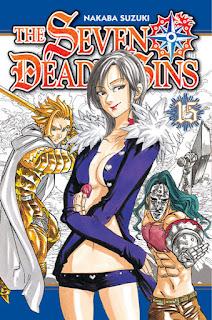 """""""SEVEN DEADLY SINS"""" vol. 15 de Suzuki Nakaba"""