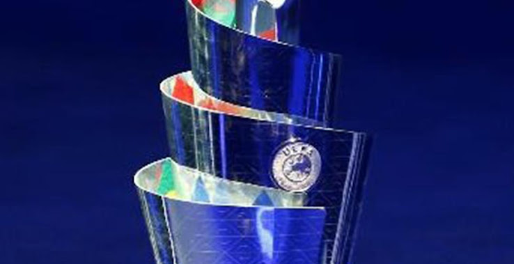 All New Uefa Nations League League Phase Draw Trophy And Music Revealed Footy Headlines