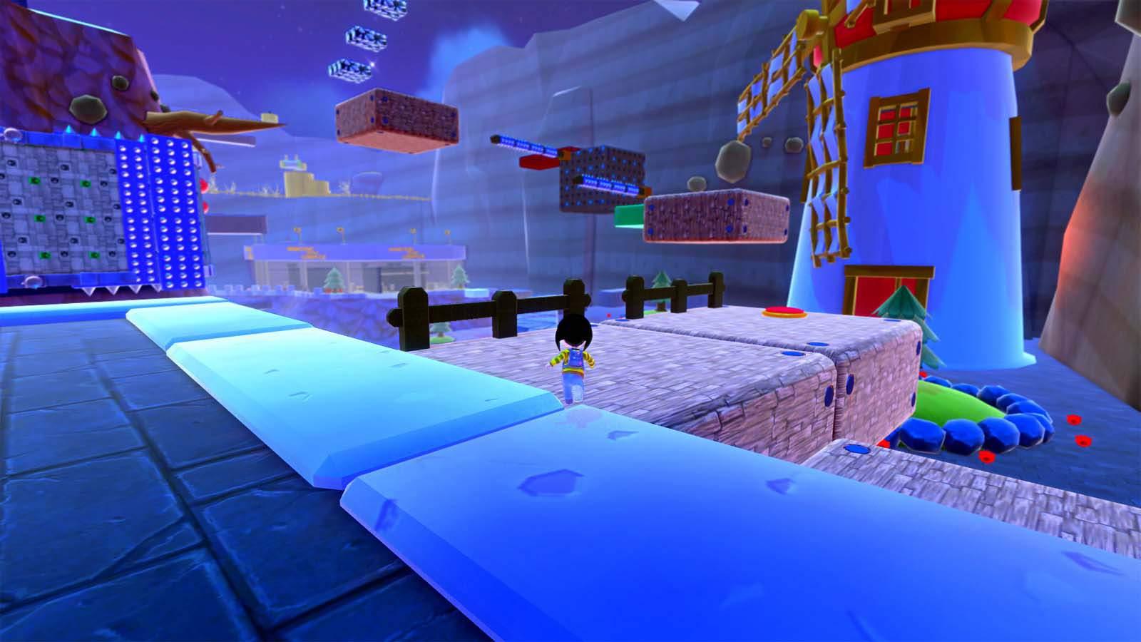 تحميل لعبة FreezeME مضغوطة برابط واحد مباشر كاملة مجانا