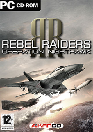 Rebel Raiders: Operacion Nighthawk PC Full Español