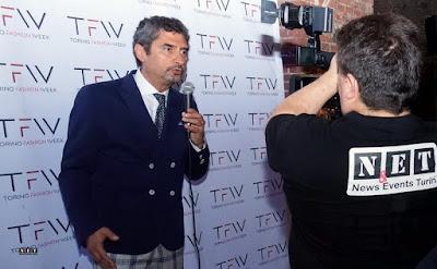Luciano Zagarrigo  torino fashion week fotografo NET Kaushka