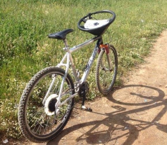 высота руля велосипеда
