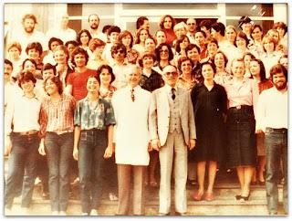 Equipe do Museu de Ciências Naturais da Fundação Zoobotânica no Jubileu de Prata (1955-1980), Jardim Botânico de Porto AlegreMuseu Jardim Botânico