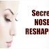 Natural Way to Reshape Your Nose ( Face Yoga Method )