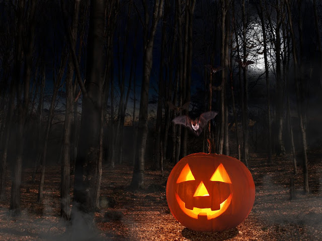 Free Full Screen Halloween Screensavers Image