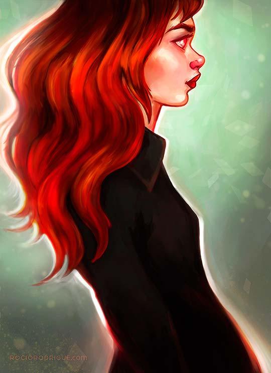 Ilustración de Rocío Rodríguez