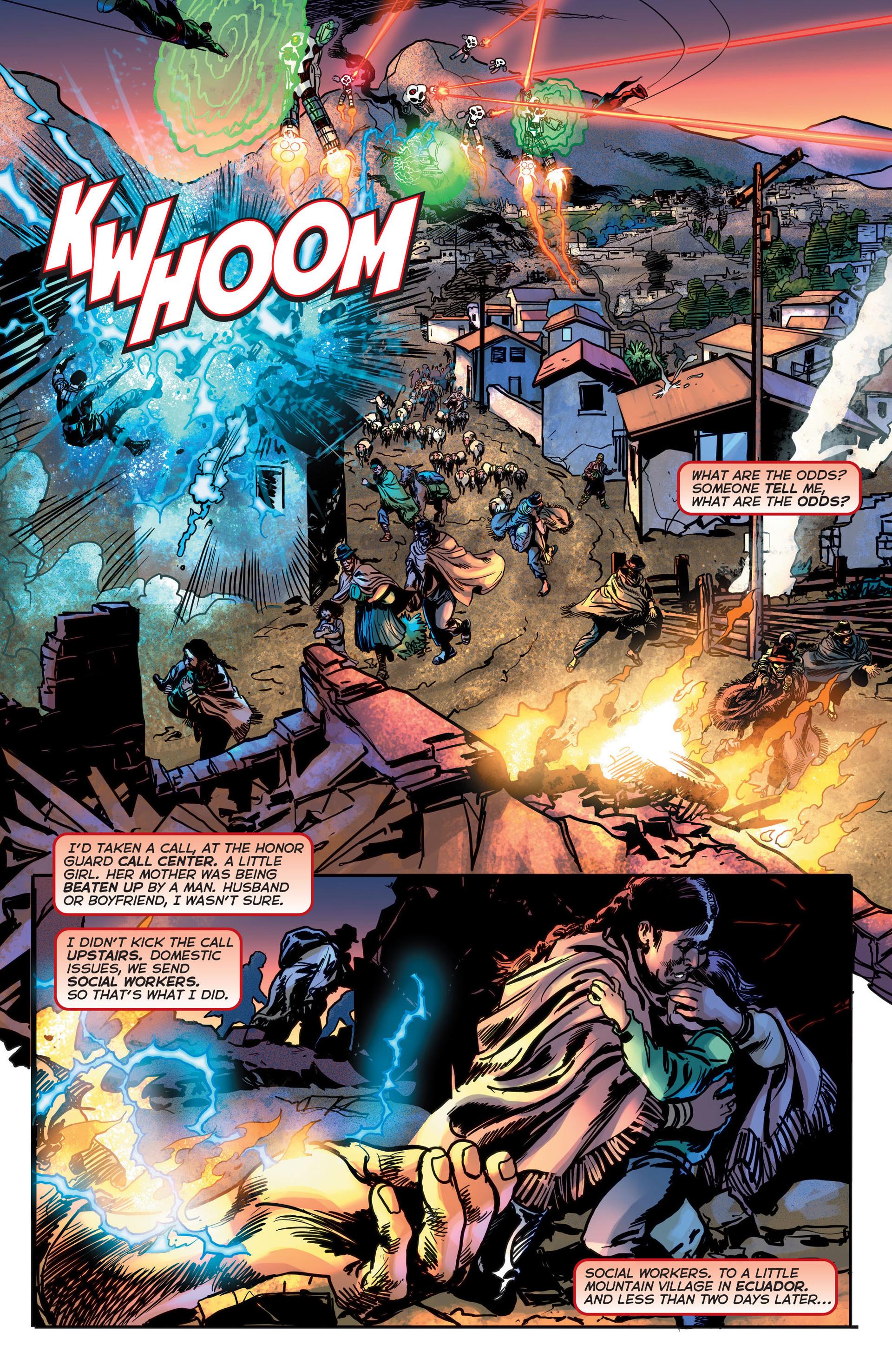Read online Astro City comic -  Issue #3 - 2