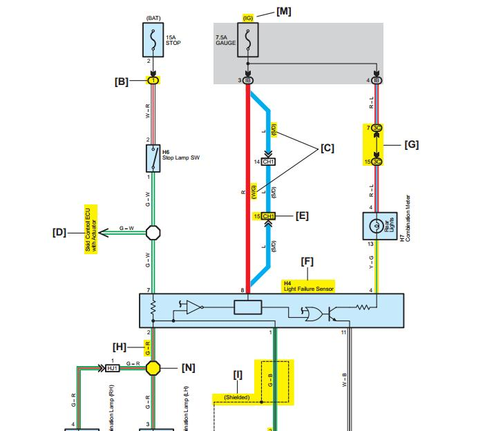 2007 Toyota Camry Electrical Wiring Diagram ~ Automotive