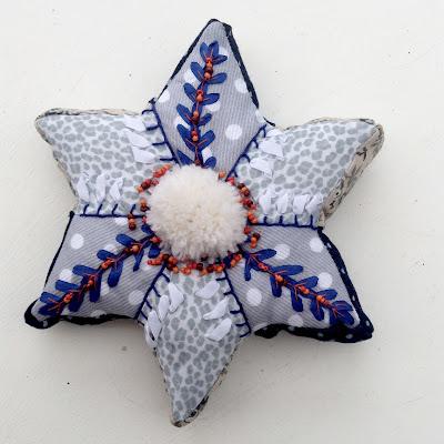 patchwork étoile léa stansal
