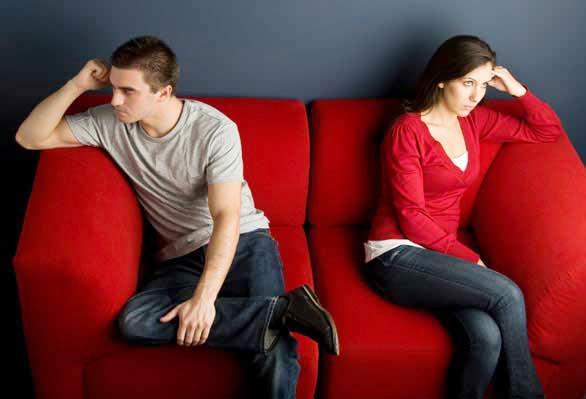 Cara mengatasi laki-laki yang marah