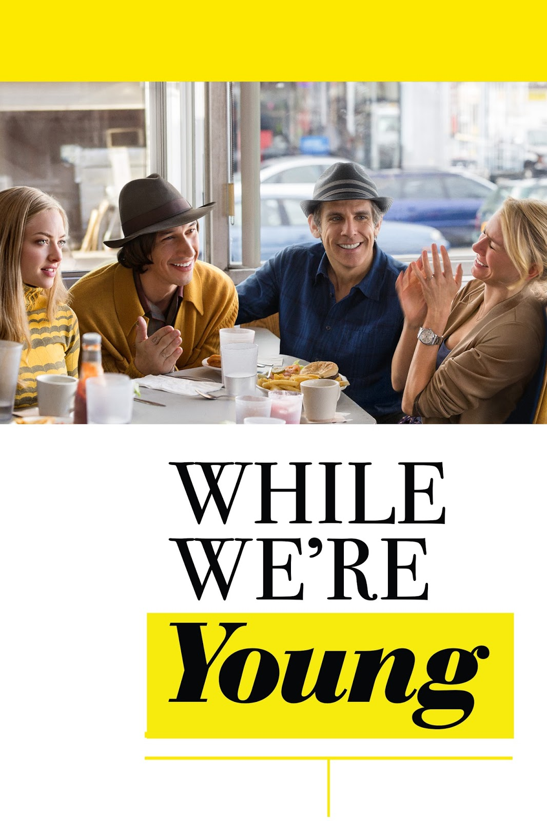 While We're Young (2015) ταινιες online seires oipeirates greek subs