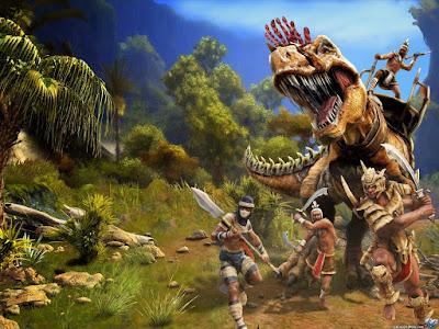 ¡Los aztecas cabalgaban dinosaurios y nosotros tenemos las pruebas!