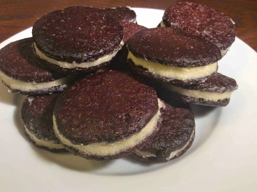 Sugerencia de presentación galletas Oreo