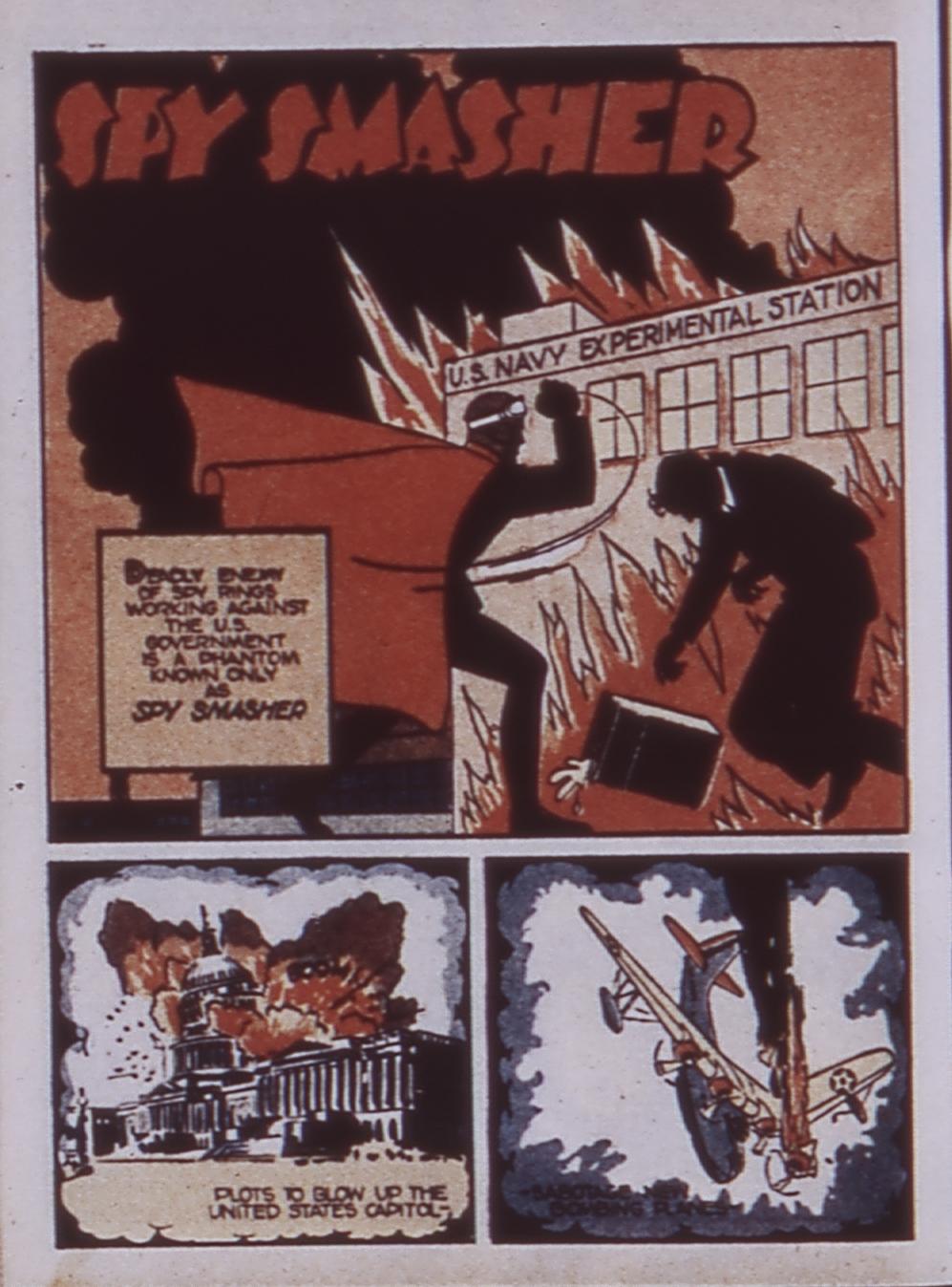 Read online WHIZ Comics comic -  Issue #3 - 60