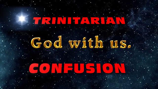 Matthew 1:23, Trinitarian deception and misunderstanding.