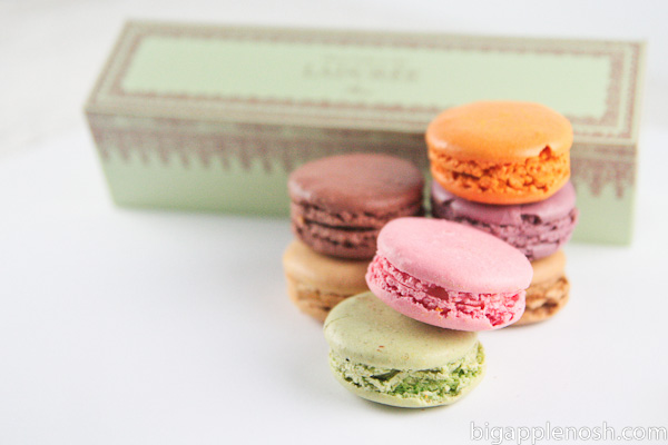 French: Ladurée Macarons – Big Apple Nosh: New York | Food