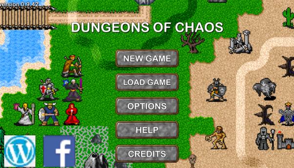Dungeons of Chaos Mod Apk
