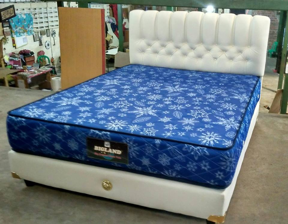 Jual Spring Bed Bigland Update Model Terbaru Langsung Pabrik