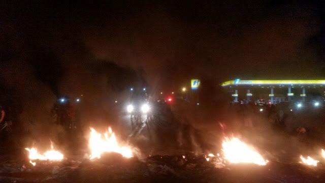 Atacaron a venezolanos refugiados en Brasil y los botaron del refugio