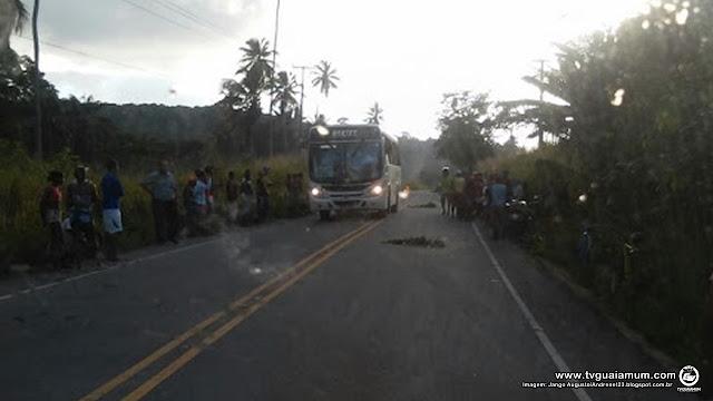 Homem morre atropelado na PE 049 próximo a Tejucupapo.