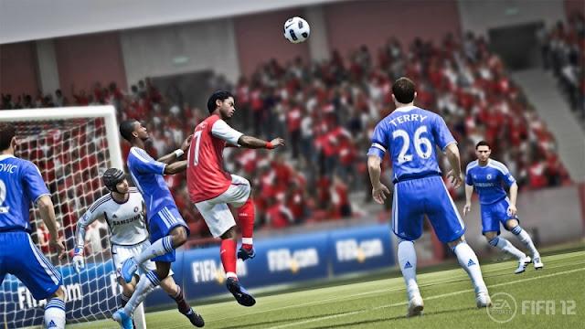 FIFA 12 PC Setup
