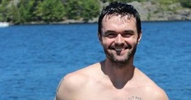 330,BILLY WARLOCK,barechested,shirtless,beefcake,11X17