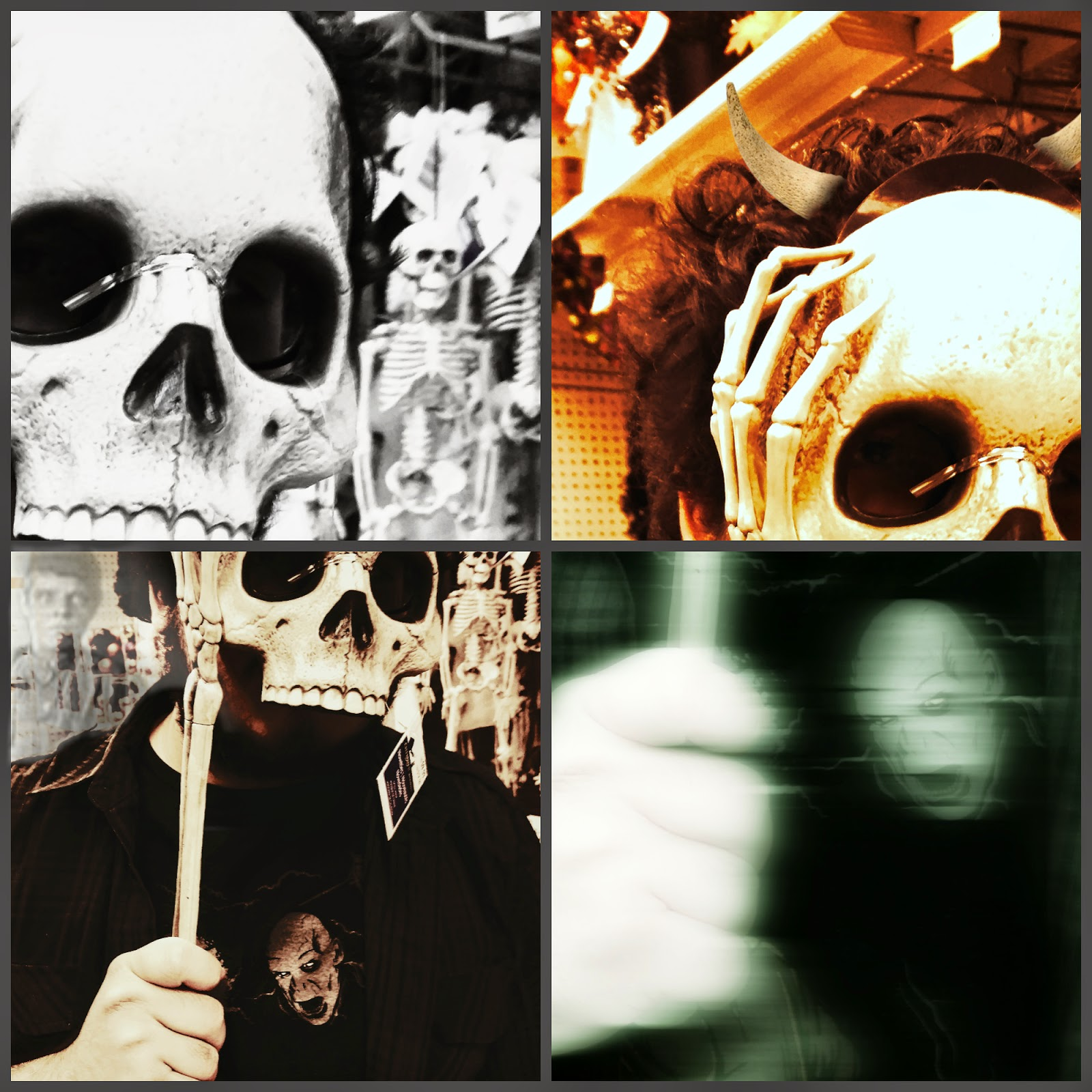 2014 Halloween Mdse Sightings In Stores: PlumViolet: Haunted Humpday Sightings