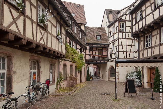 Colmar Alsacia Gran Este viaje Francia