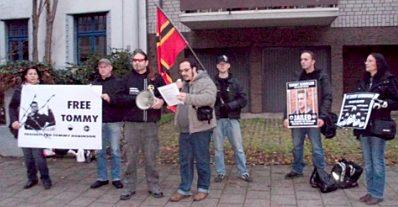 Free Tommy Nov. 24 2012: Düsseldorf
