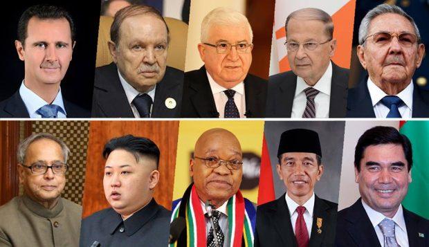 Jokowi dan 9 Kepala Negara Ucapkan Selamat kepada Bashar Al-Assad, Kenapa?
