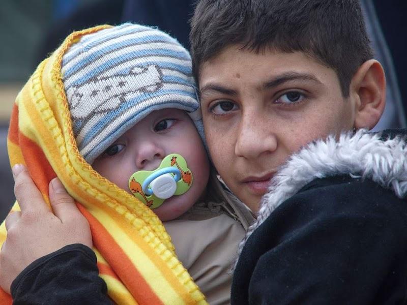 Sebuah desa di Devon telah melepaskan amarahnya terhadap 70 pendatang Suriah