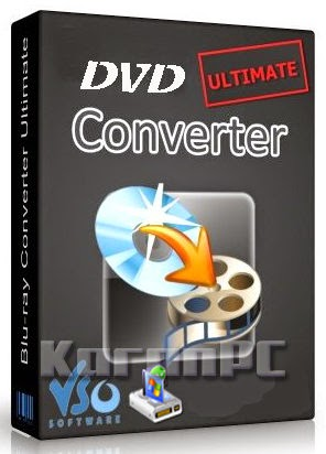 VSO DVD Converter Ultimate 3.5.0.30 Crack