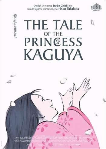 El Cuento de la Princesa Kaguya (2013) DVDRip Latino