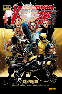 Los Nuevos Vengadores 7. Confianza