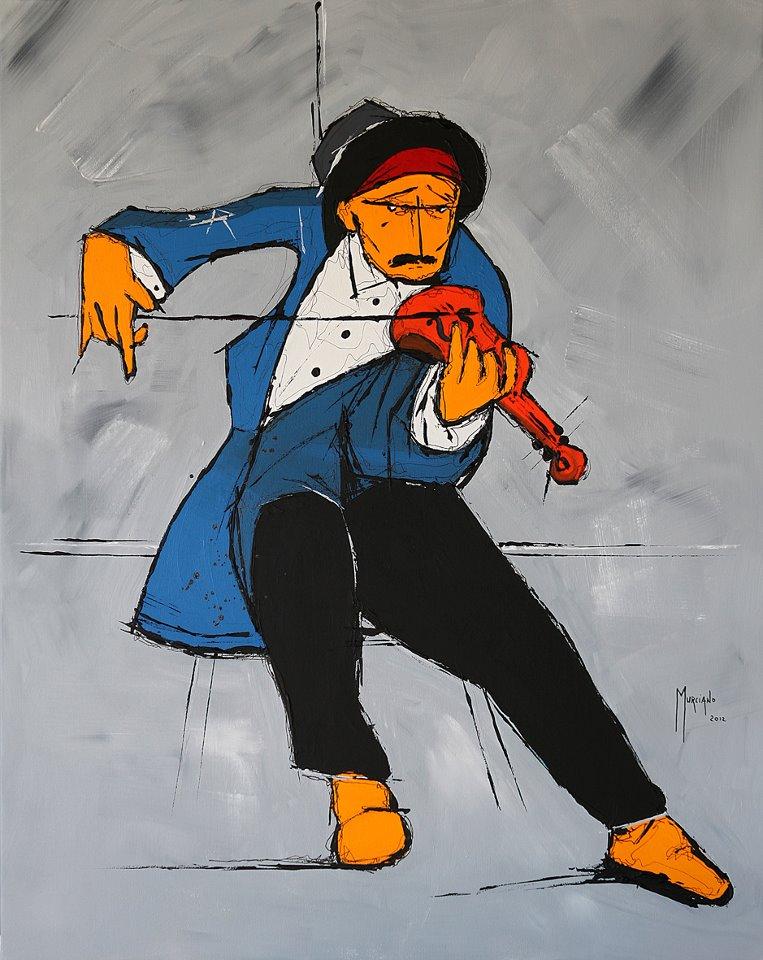 Patrice Murciano 1969 | French Figurative painter | Pop Art portrait