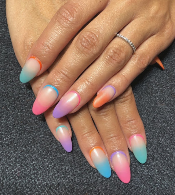 cute nail colors for spring 2019