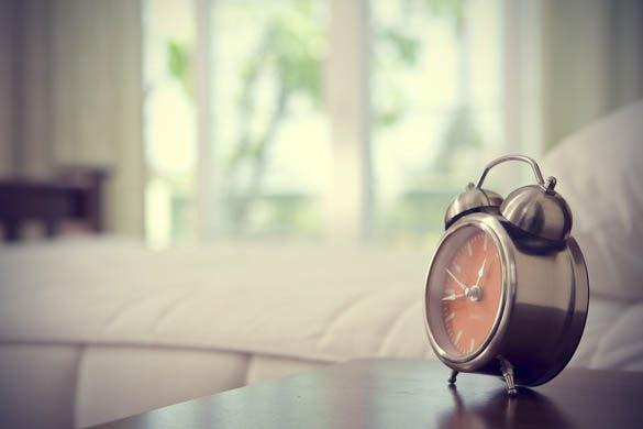 kesalahan kesehatan di pagi hari