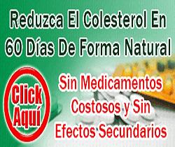 Reduzca El Colesterol De Forma Natural