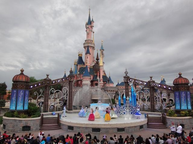 Vals de las princesas en Disneyland París