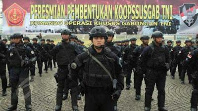 Ambon, Malukupost.com - Pengamat hukum Institut Agama Islam Negeri (IAIN) Ambon, DR Ismael Rumadhan memandang perlu personil TNI harus dilibatkan untuk mengatasi aksi teroris di Indonesia karena Polisi tidak mampu menanganinya sendiri.