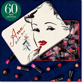 avon catalog 24 mini lipstick collection