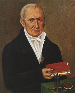 Alessandro Volta Photos