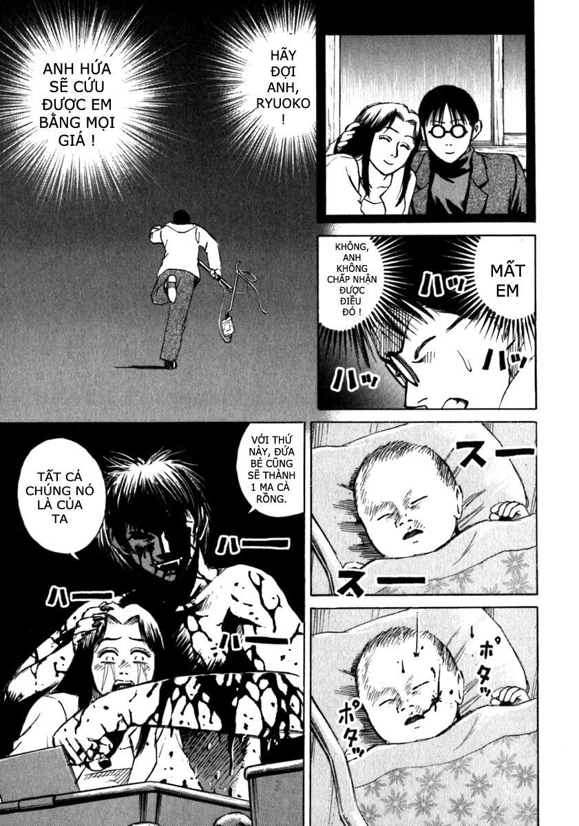 Higanjima chapter 41 trang 13