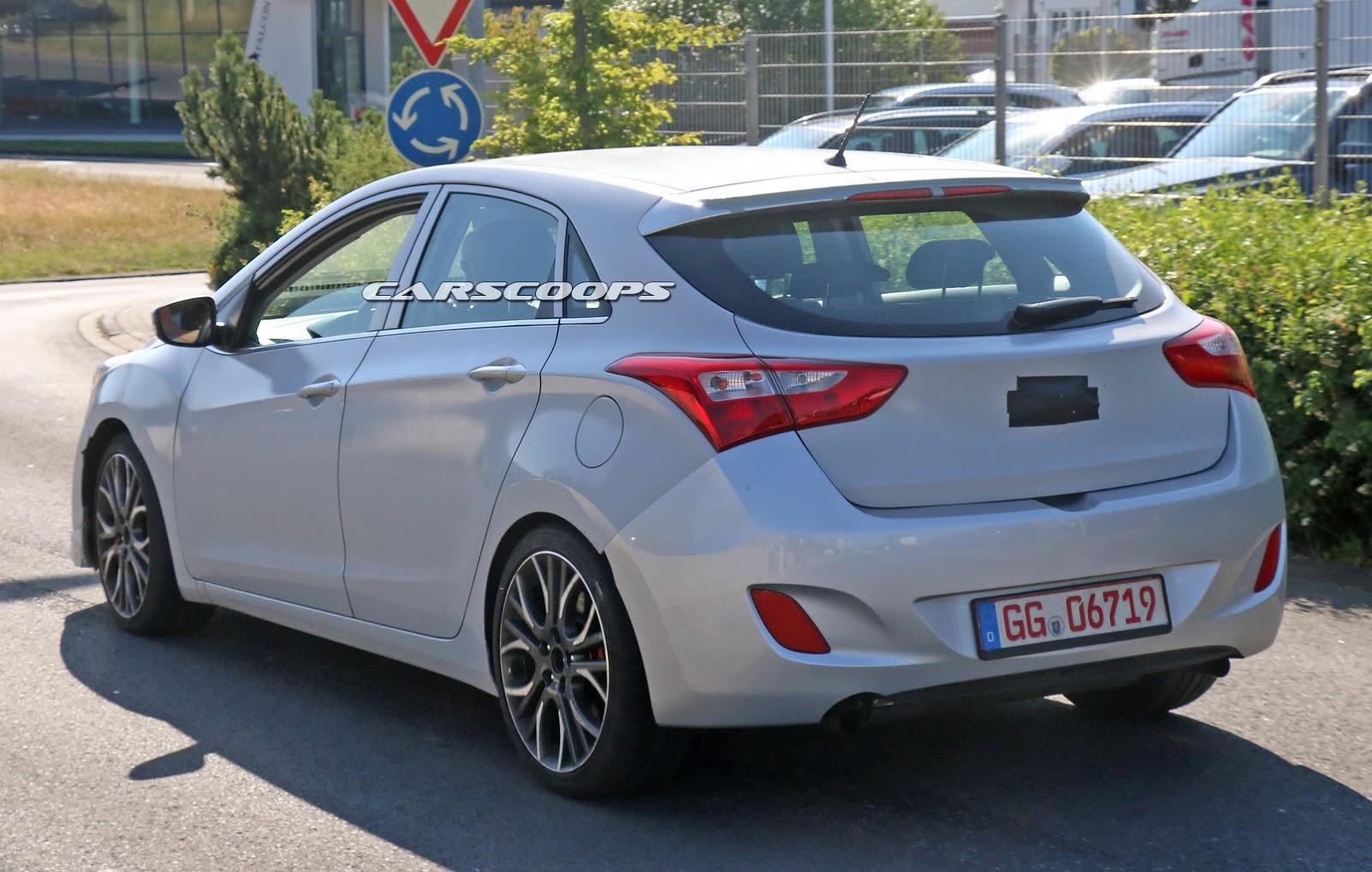 Leaked Hyundai i30 N Specs Reveal 271 HP GTIFighter