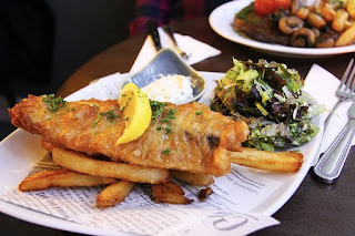 antalya balık restaurant