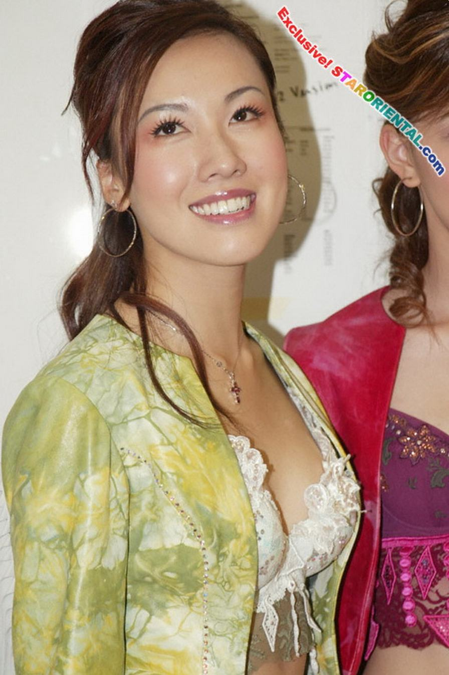 Hong Kong actress Selena Li (李诗韵 Lǐ shī yùn)