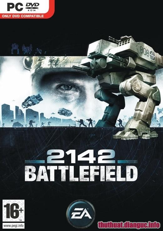 Download Game hành động BattleField 2142 Full crack
